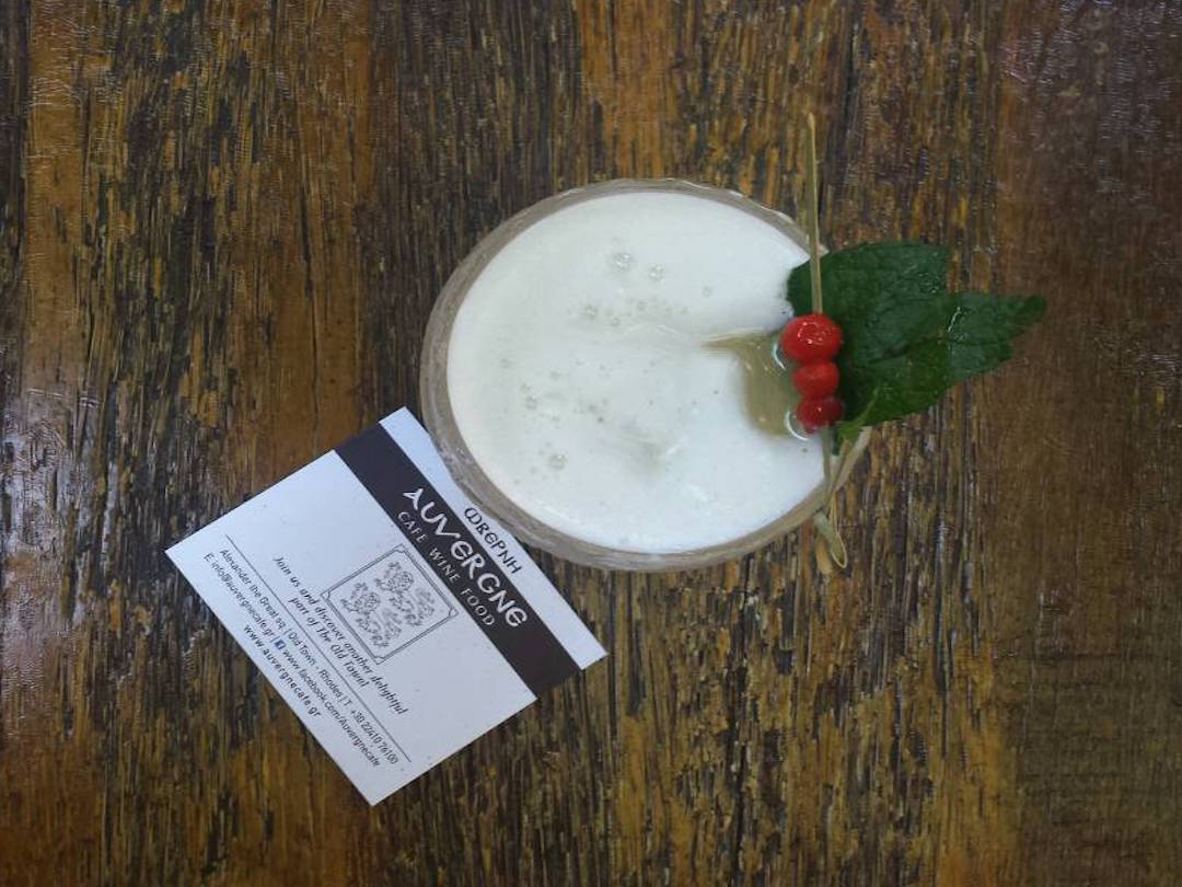 Join us for a Coco Chanel cocktail