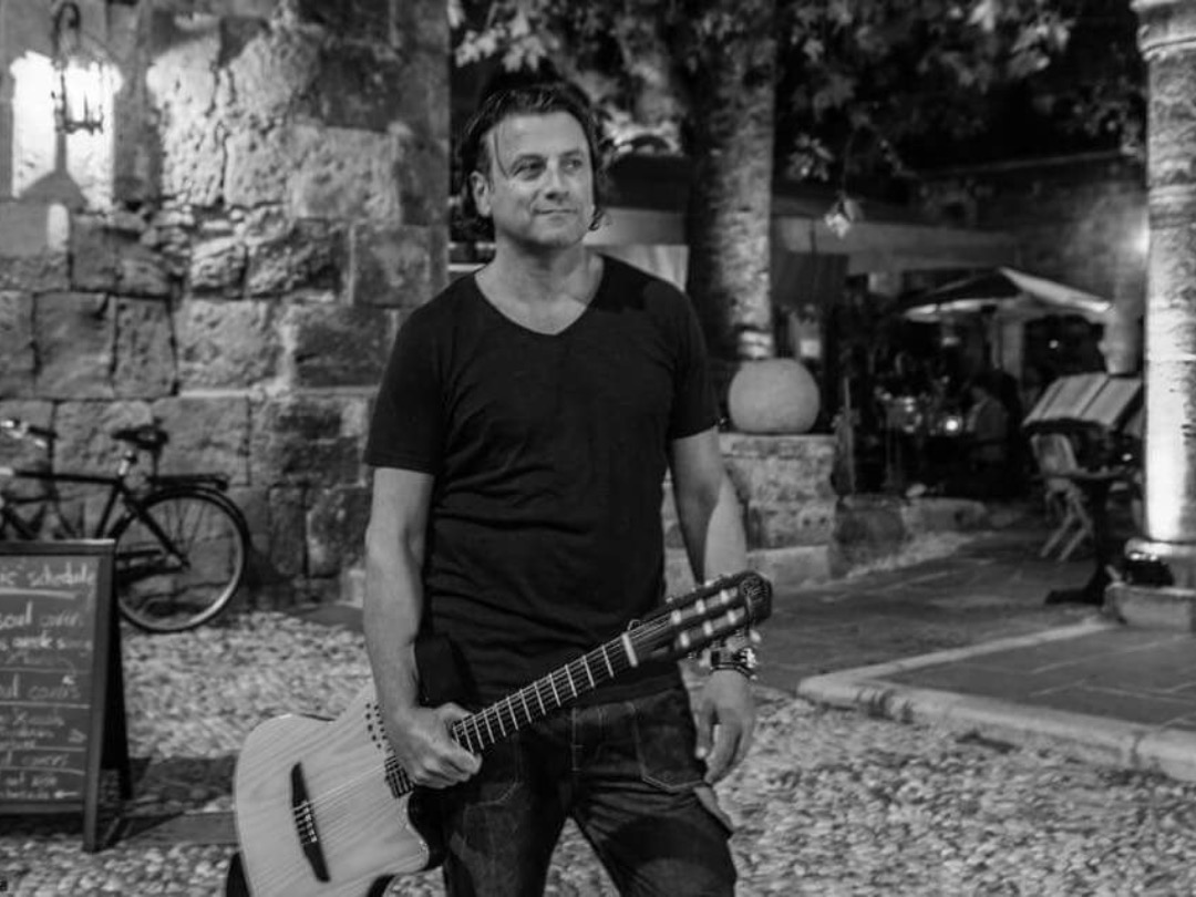 John Konstantinidis Guitar and Voice
